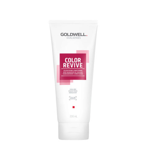 Goldwell Dualsenses Color Revive Colored Conditioner Cool Red 200ml