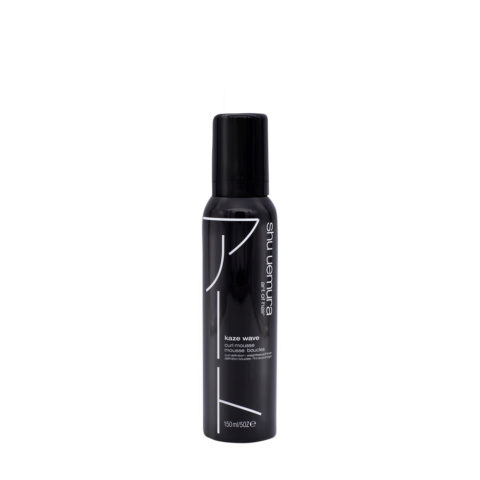 Shu Uemura Styling Kaze Wave 150ml - Mousse For Curly Hair