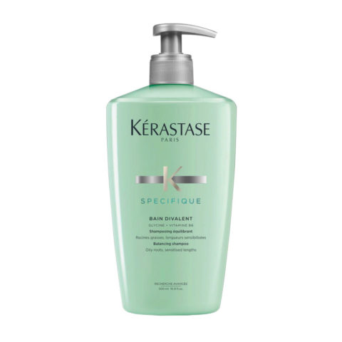 Kerastase Specifique Bain Divalent 500ml - Shampoo Double Action