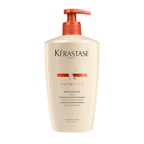 Kerastase Nutritive Bain satin 2, 500ml
