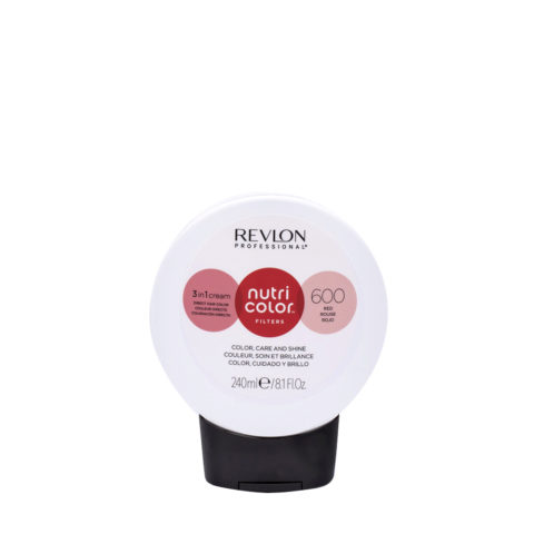 Revlon Nutri Color Creme 600 red 240ml - color mask