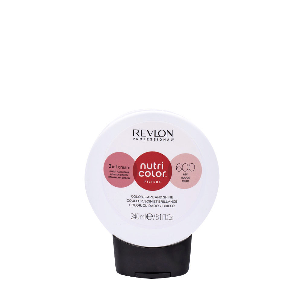 Revlon Nutri Color Creme 600 red 240ml - color mask