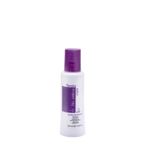 Fanola Shampoo Antiyellow For Blond Hair 100ml