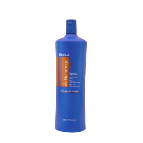 Fanola Mask For Brown Hair 1000ml