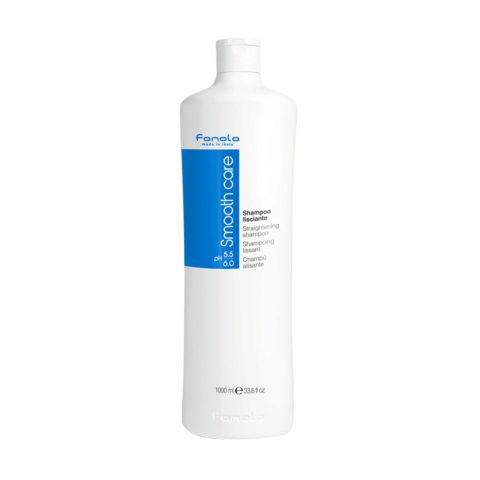 Fanola Smooth Care Shampoo For Frizzy Hair 1000ml