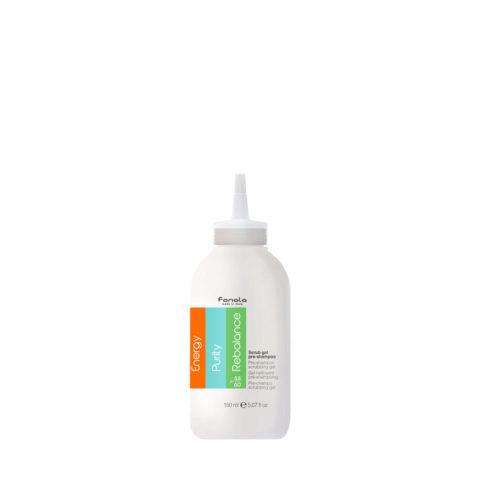 Fanola Scrub Gel Pre Shampoo 150ml