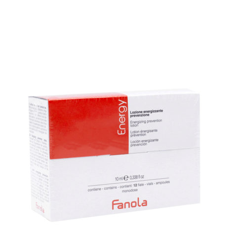 Fanola Energy Vials 12x10ml