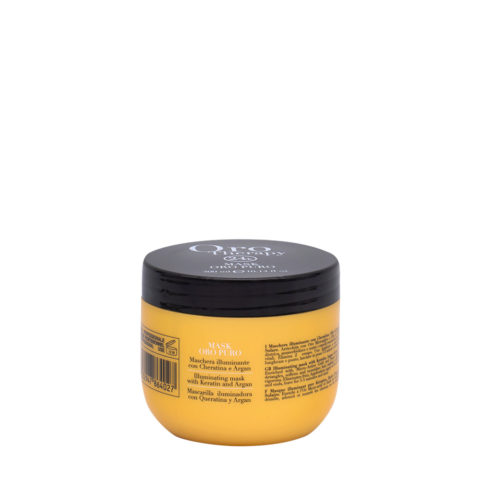 Fanola Oro Therapy Oro Puro Mask For All Hair Types 300ml