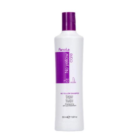 Fanola Shampoo Antiyellow For Blond Hair 350ml