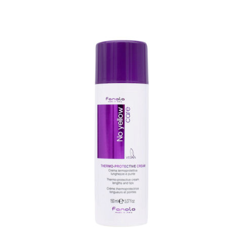 Fanola Thermal Protection Cream for Blonde Hair 150ml