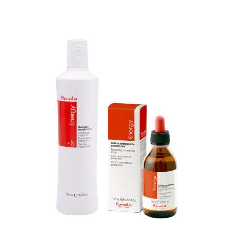 Fanola Antifall Shampoo 350ml And Lotion 125ml