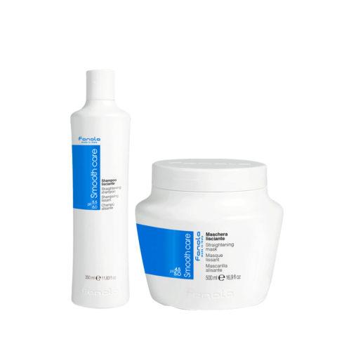 Fanola Smooth Care Shampoo 350ml And Mask 500ml