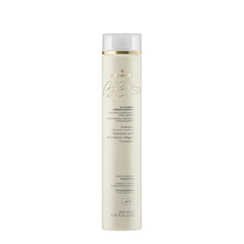 Medavita Blondie Fortifying Shampoo for All Blonde Hair 250ml