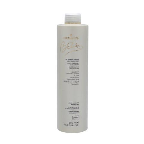 Medavita Blondie Volume Conditioner for All Blonde Hair 500ml