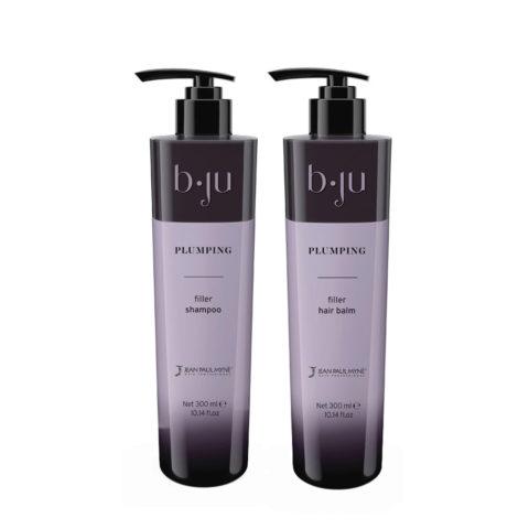 Jean Paul Mynè b ju Plumping Shampoo Fine Hair 300ml Mask 300ml