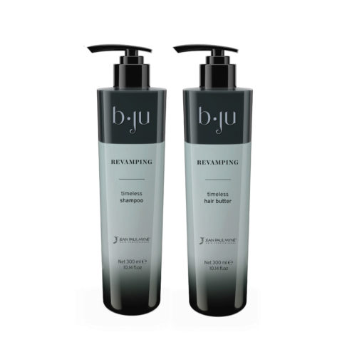 Jean Paul Mynè b ju Revamping Moisturizing Shampoo 300ml Conditioner 300ml
