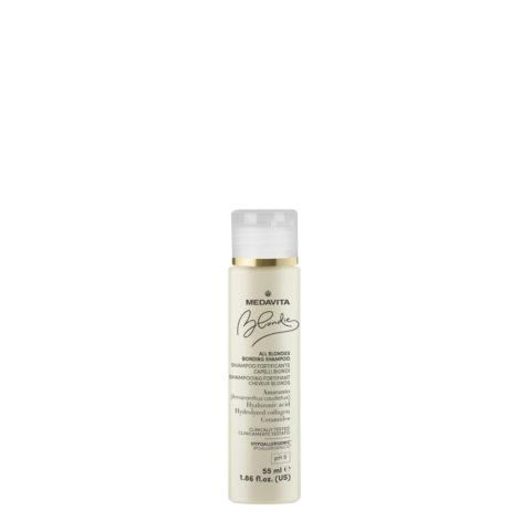 Medavita Blondie Fortifying Shampoo For All Blonde Hair 55ml