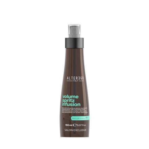 Alterego Volume Spritz Infusion Spray Volumizer for Fine Hair 150ml