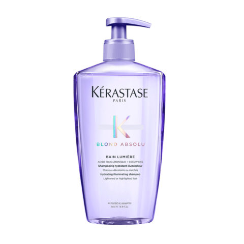 Kerastase Blond Absolu Bain lumiere 500ml - illuminating shampoo for blonde hair