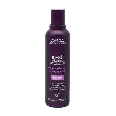 Aveda Invati Advanced Exfoliating Shampoo Rich 200ml