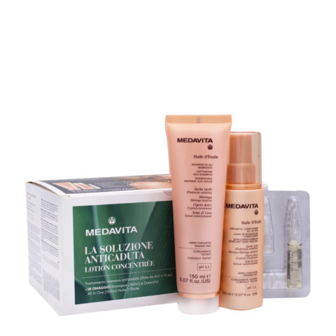 Medavita Set Anti Hair Loss Woman