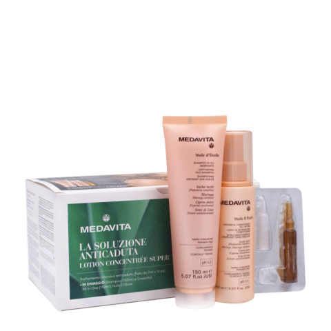 Medavita Set Anti Hair Loss Intensive Women