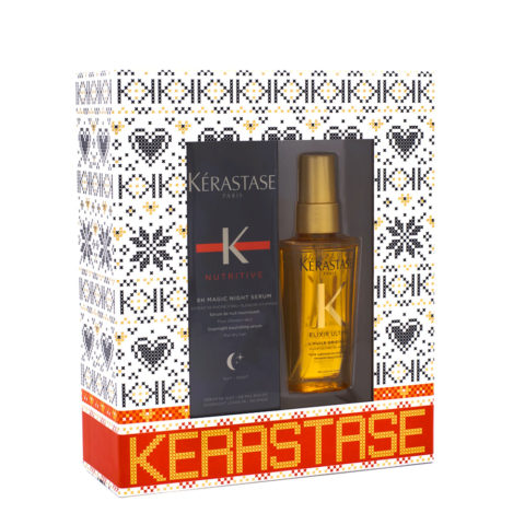 Kerastase Nutritive Gift Box for Damaged and Fragile Hair