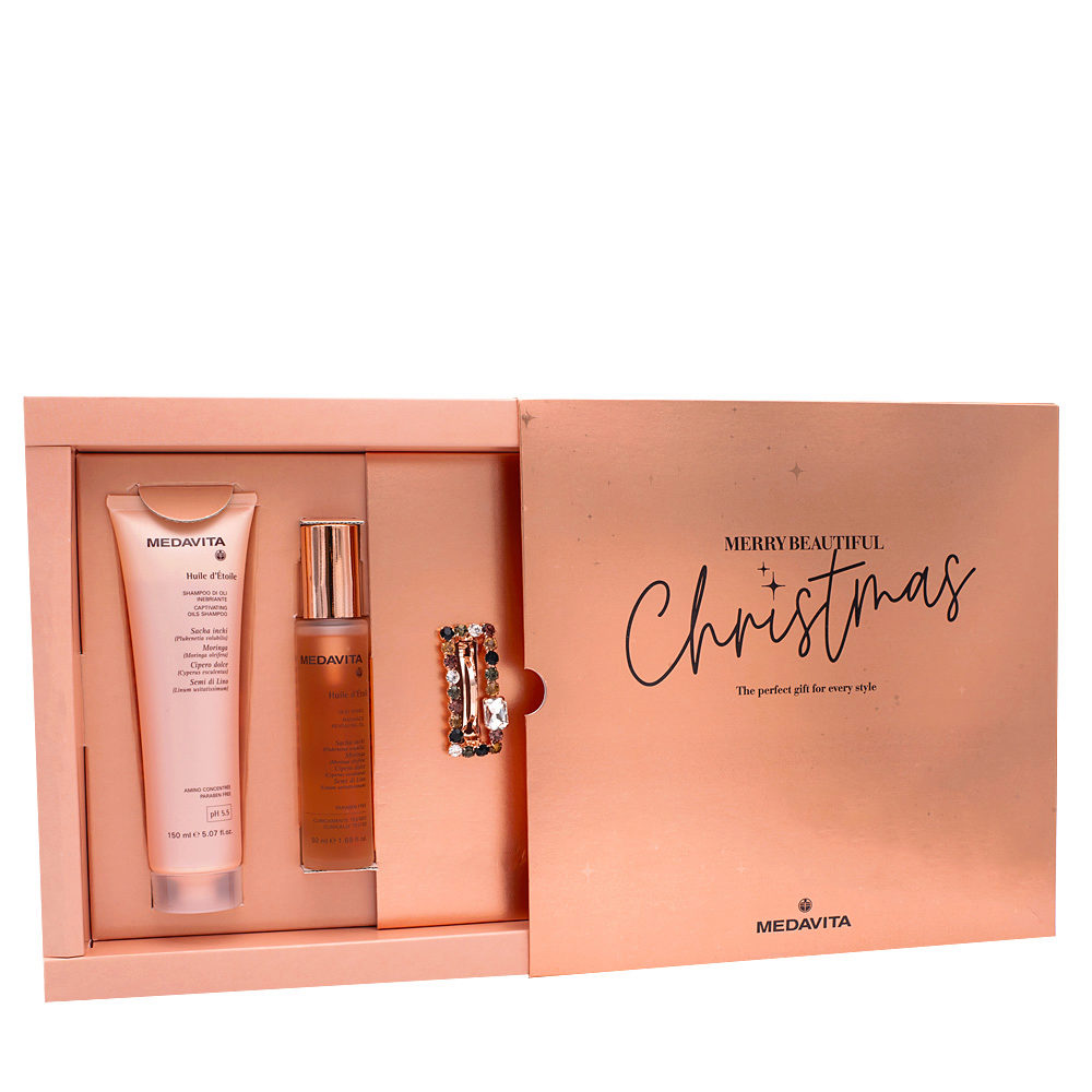 Medavita Huile d'Etoile Big Giftbox Merry Christmas