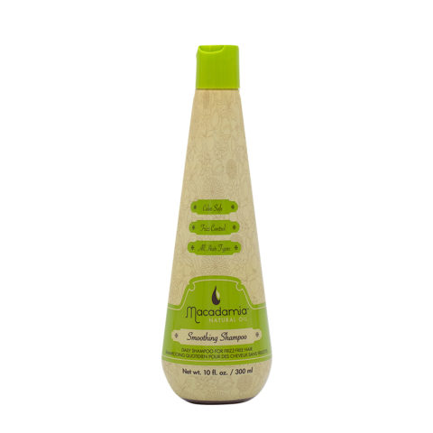Macadamia Natural Oil Smoothing Anti-Frizz Smoothing Shampoo 300ml