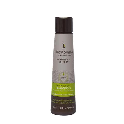 Macadamia Nourishing Repair Shampoo For Dry And Damaged Hair 300ml