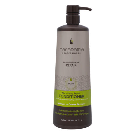 Macadamia Nourishing Repair Conditioner For Dry And Damaged Hair 1000ml
