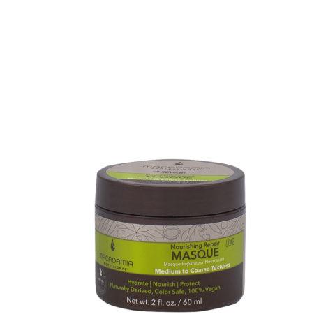 Macadamia Nourishing Moisturizing Mask For Damaged Hair 60ml