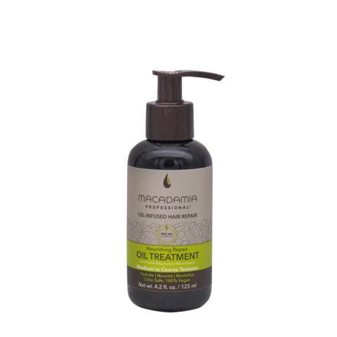 Macadamia Nourishing Nourishing Moisturizing Oil For Dry And Damaged Hair 125ml