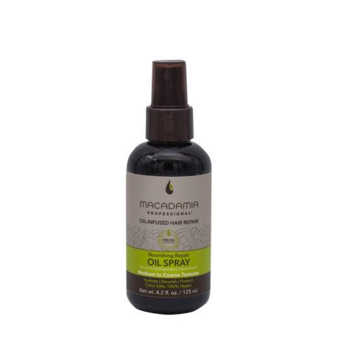 Macadamia Nourishing Repair Moisturizing Spray Oil For Damaged Hair 125ml