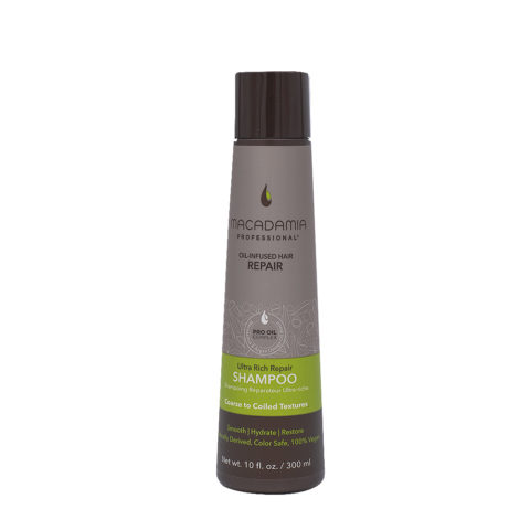 Macadamia Ultra Rich Shampoo For Damaged And Thick Hair 300ml