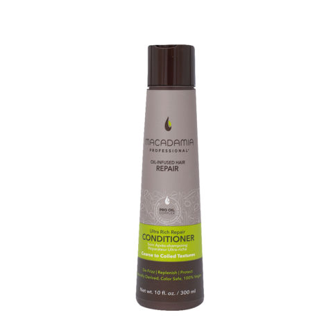 Macadamia Ultra Rich Conditioner For Damaged And Thick Hair 300ml