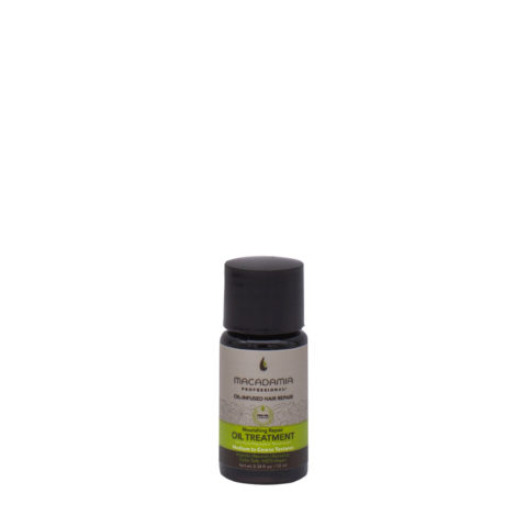 Macadamia Nourishing Nourishing Moisturizing Oil For Dry And Damaged Hair 10ml