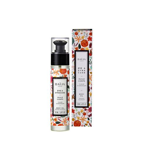 Baija Paris Body Oil with Orange Blossoms 50ml