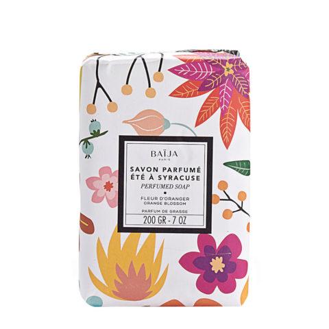 Baija Paris Orange Blossom Scented Soap 200gr