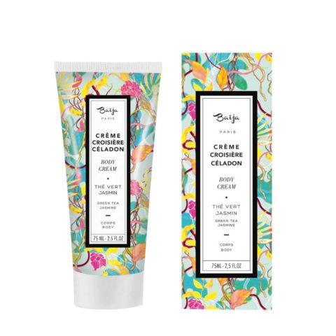 Baija Paris Green Tea and Jasmine Body Cream 75ml
