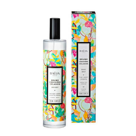 Baija Paris Scented Water for the Body with Green Tea and Jasmine 100ml
