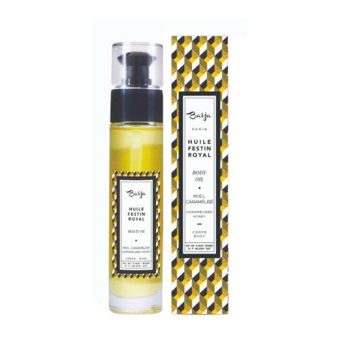 Baija Paris Body Oil with Caramelized Honey 50ml