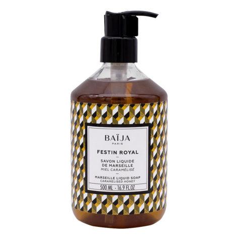Baija Paris Marseille Liquid Soap with Caramelized Honey 500ml