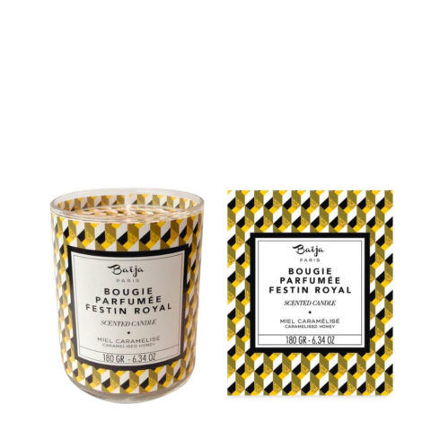 Baija Paris Candle Scented with Caramelized Honey 180gr