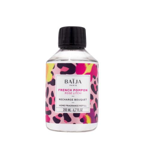 Baija Paris Refill for Rose Fragrances for Environments 200ml