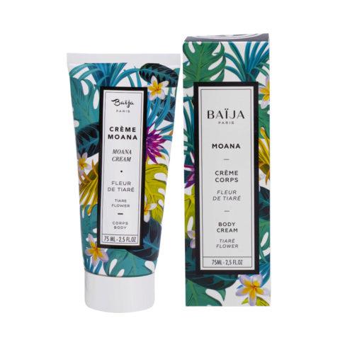 Baija Paris Body Cream with Tiare Flower 75ml