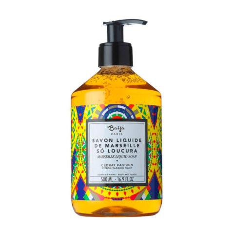 Baija Paris Marseille Liquid Soap with Cedar and Passion Fruit 500ml