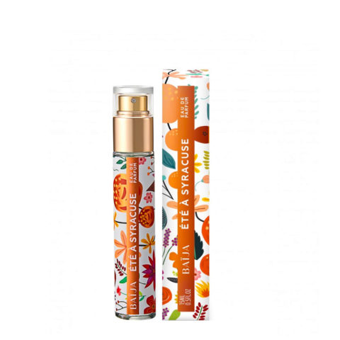 Baija Paris Eau de Parfum perfume mandarin orange blossom 15ml