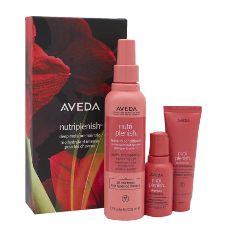 Aveda Nutri Plenish Set For Thick Hair