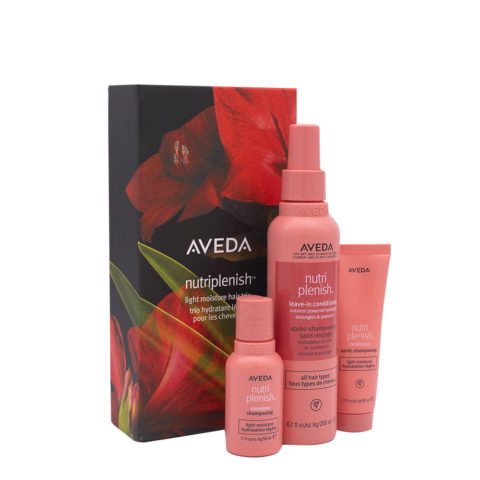 Aveda Nutri Plenish Set For Fine Hair